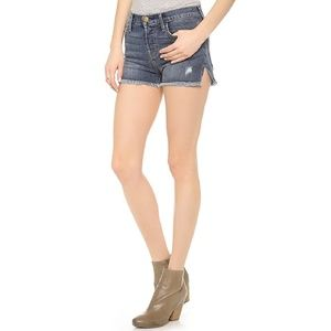 Current/Elliott The Festival Jean Cut Off Short